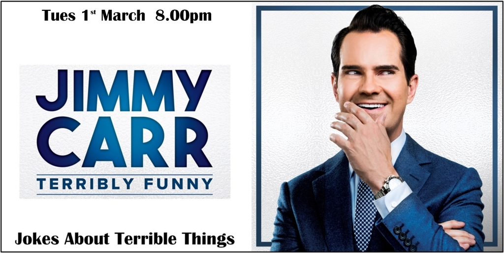 This image has an empty alt attribute; its file name is jimmy-carr-2020.jpg